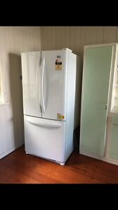 3 door white LG fridge - very good condition Norman Park Brisbane South East Preview