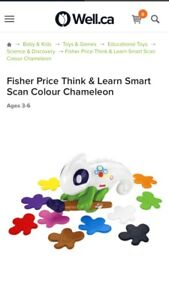 Fisher Price think and learn