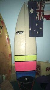 hps surfboard Fullerton Cove Port Stephens Area Preview