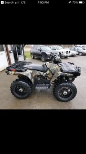 2006 Polaris Sportsman 800