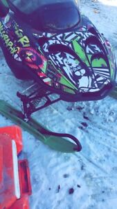 Cheap 2001 zr440 race sled need gone 1200