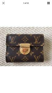Louis Vuitton koala wallet