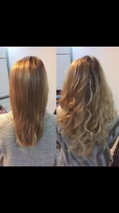 Hair and Lash Extensions done in the comfort of your home.  London Ontario image 6