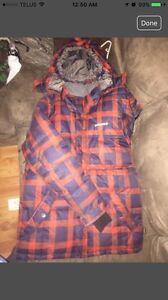 Boys Firefly winter coat size XL