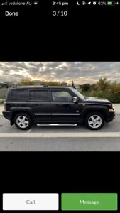 10 Jeep Patriot Limited LOW KMS 95k Only #Happy to SWAP to 4Door