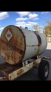500 Gallon Diesel Fuel Tank
