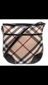 7d469da7858 Burberry Nova Check Dryden Crossbody Bag | Bags | Gumtree Australia ...