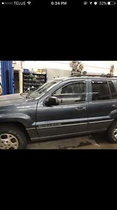 Jeep Grand Cherokee Laredo- Fixer Upper or parts
