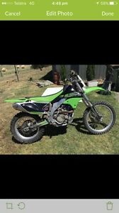Klx 450r 2008 Eden Park Whittlesea Area Preview