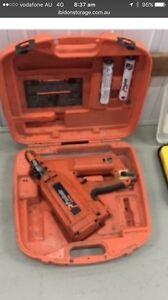 PASLODE IMCT 900420 CORDLESS FRAMING GUN Pyrmont Inner Sydney Preview
