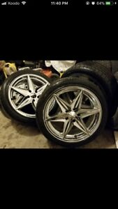 18 inch rims ONLY.
