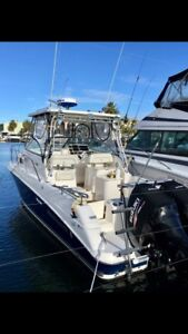 Wellcraft 270 coastal boat