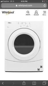 Whirlpool AccuDry Dryer