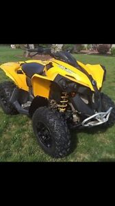 VTT Can-Am Renegade 500, 2014