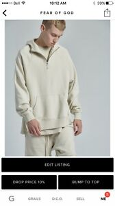 !!!!!!!!!!FEAR OF GOD HOODIE FOR SALE!!!!!!!!!