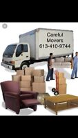 Ottawa Movers. Moving and Delivery Services