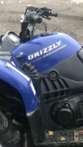 Wanted 660 Yamaha Grizzly rear end
