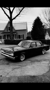 Plymouht valiant 1969