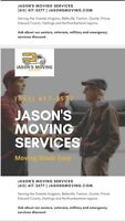 JASON'S MOVING SERVICES INC.