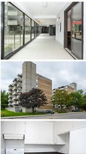 Lease Transfer of a 3 1/2 apartment beside river view DORVAL