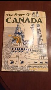 The Story of Canada by Isabel Barclay c. 1974