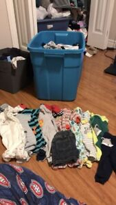 Mostly new baby boy Carter's items