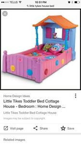 Little tykes cottage bed