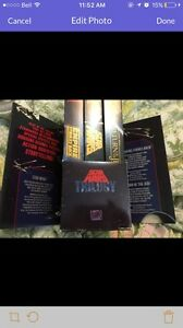 Star Wars trilogy VHS