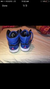 Great condition air Jordan 1's (Size 9.5)