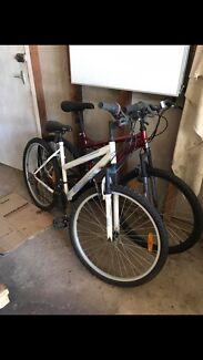 Push bikes