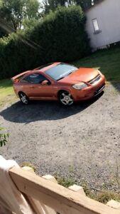 Chevrolet Cobalt ss s/c echange accepter offre!