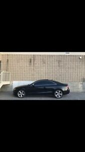 Audi s5 clean history with extended warranty