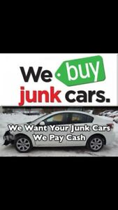 Call us for your unwanted cars