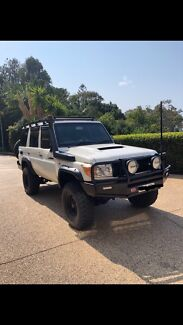Toyota Landcruiser 76 series Coolangatta Gold Coast South Preview