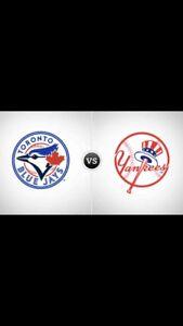 Jays vs. Yankees - July 7 @ 4:07