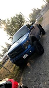2014 Ford F-150 6 inch lifted