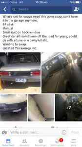 1984 Holden Commodore Wagon Yarrawonga Moira Area Preview