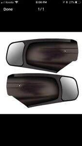 Silverado sierra towing mirrors