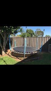 Action 9ft trampoline p/up Narellan vale 2567 $40 Narellan Vale Camden Area Preview