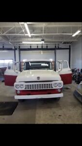 1958 Ford F-350