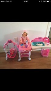 Doll sets. Both AVAILABLE