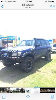 4x 1998 Nissan patrol gus for wrecking all rd28s can post Aus wide