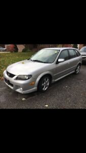 MAZDA PROTEGE PRICED TO SELL