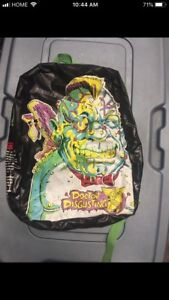 Vintage Dr. disgusting backpack