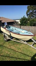 3.6Mtr boat and trailer registered Wauchope Port Macquarie City Preview