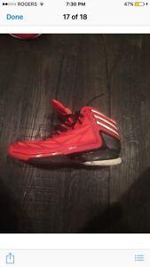 Adidas adizero 7.5 men's basketball shoes