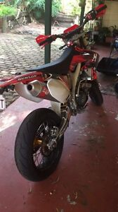 Honda crf450x   09 Carina Brisbane South East Preview
