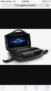 Selling PS4 with GAEMS monitor