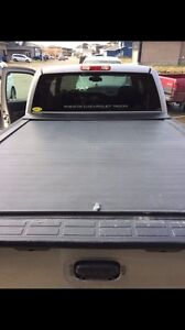 Retractable Tonneau cover Chev/GMC