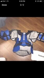 Vaughn V7 Junior Med-Lrg Chest Protector